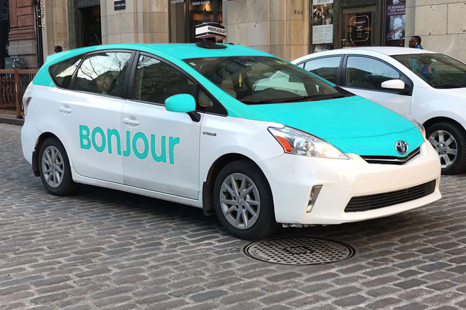 Taxi Laval-Ouest